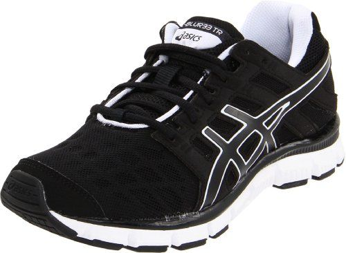 http://pins.getfit2gethealthy.com/pinnable-post/asics-womens-gel-blur-33-tr-cross-training-shoeblackwhite8-m-us/ Women's Asics, Gel Blur 33 Trail Running Sneaker  A Super Lightweight trail Running Shoe That Encourages Natural Foot Movement  Durable Synthetic And Cool Open Mesh Upper With Added Reflectivity For low light conditions  This Style Offers Exceptional Rear Foot Gel Cushioning  Comfordry Perfor...