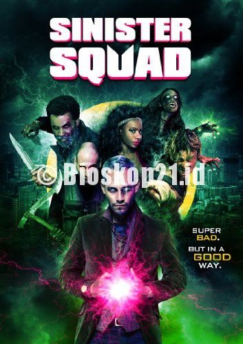 watch movie Sinister Squad (2016) online - http://bioskop21.id/film/sinister-squad-2016