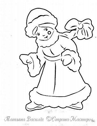 """In acest an orașul nostru Departamentul de Educație a anunțat tema de proiectare de Anul Nou a instituțiilor de învățământ """"Fairy Tale"""".  Școli și grădinițe au fost selectate basme în stilul de bijuterii care vor fi create.  Nostru Sadiku """"Gingerbread Man"""", numele în sine a determinat ce poveste să ia Anul Nou decorare))) Photo 19"""