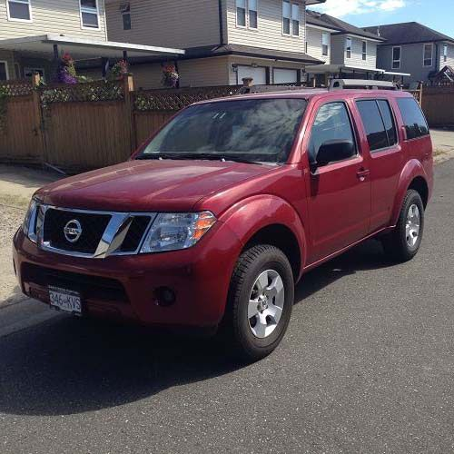 2008 Nissan Pathfinder - Maple Ridge, BC #3491655336 Oncedriven