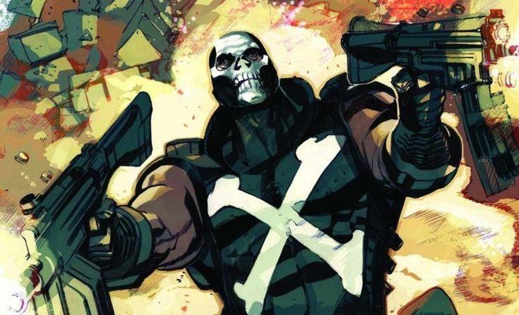 Você Sabe Quem é Ossos Cruzados? [Marvel Comics] on MonsterBrain http://www.monsterbrain.com.br