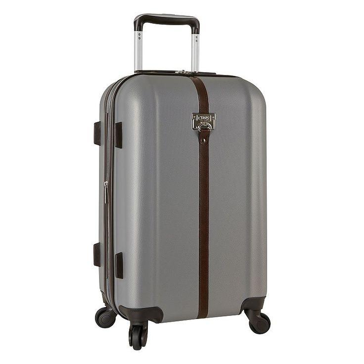 Chaps Wyndemere Hardside Spinner Luggage, Grey