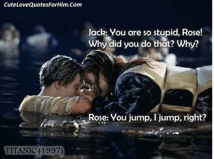 Titanic Quotes 53 Best Titanic Quotes Images On Pinterest  Titanic Quotes Movie .