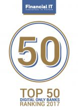 Top 50 Digital Only Banks Ranking 2017 | Financial IT