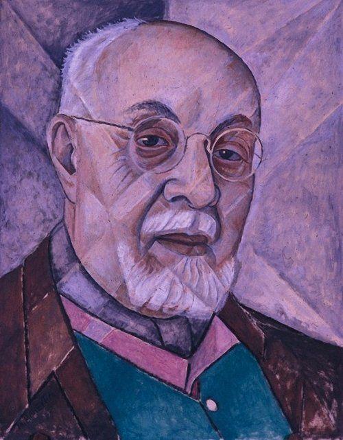 Portrait of Henri Matisse, 1956  Marevna (Marie Vorobieff)