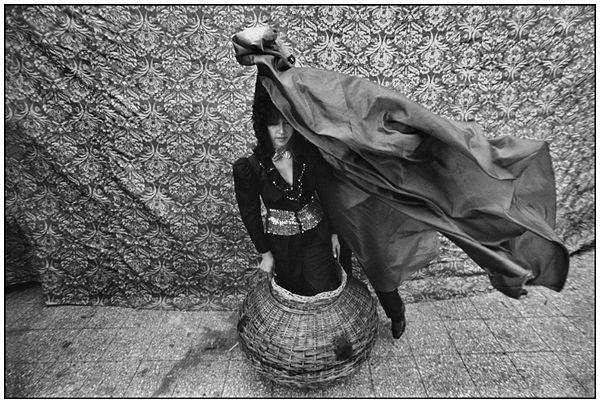 El circo, 1984 | PAZ ERRÁZURIZ