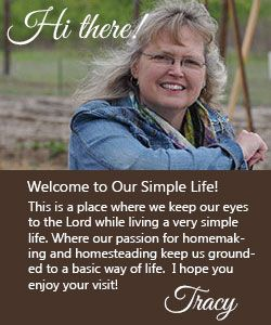 Great listing of homesteading link parties by day of the week.