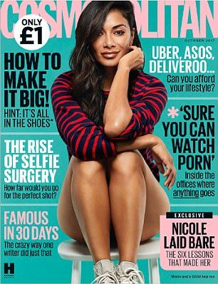 Nicole Scherzinger on height of her bulimia battle | Daily Mail Online