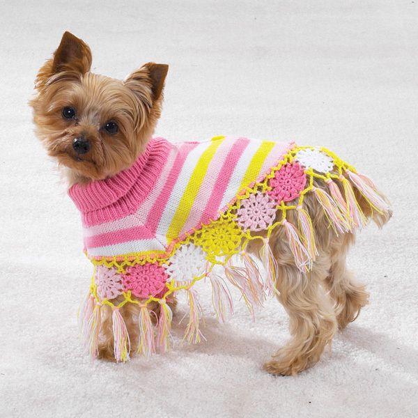 25+ best ideas about Crochet Dog Clothes on Pinterest Crochet dog sweater, ...