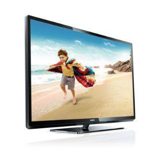 Philips 42PFL3507K 107 cm (42 Zoll) LED-Backlight-Fernseher mit Triple Tuner für 399,99 €
