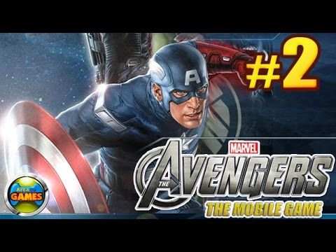 Avengers Mobile Gameplay part 2