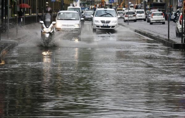 Peggioramento del tempo su Nord-Ovest e Toscana per una nuova perturbazione dalla Francia.