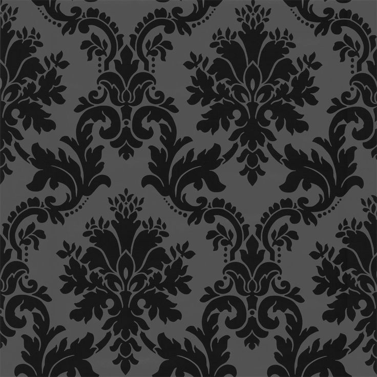 Arthouse Opera Byron Black Damask Metallic Wallpaper   Bu0026Q For All Your  Home And Garden Supplies And Advice On All The Latest DIY Trends