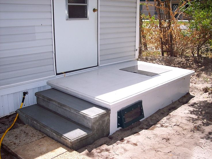 ** Install A Storm Shelter Under The Porch @safeporch