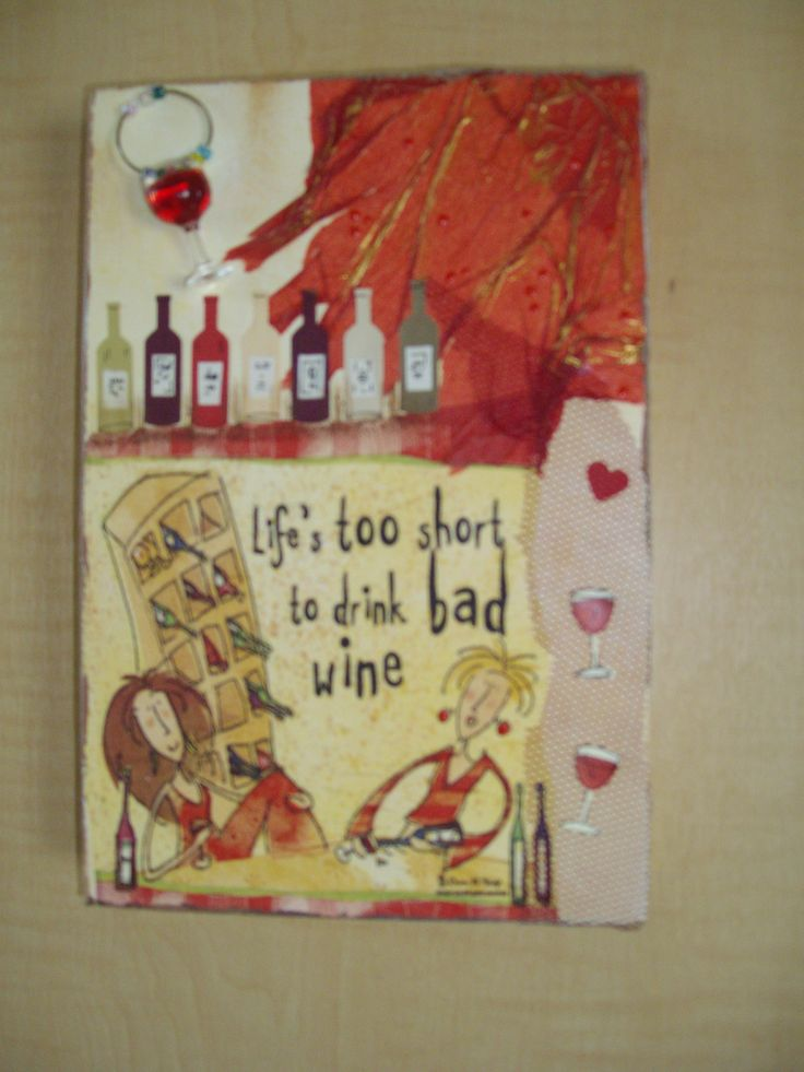 Collage on canvas, these were a hit amongst my drinking buddies!