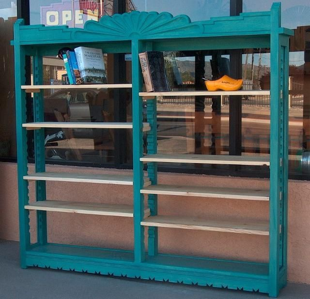 New mexico bookcases,bookcases,southwestern bookcases Custom furniture store, Hardwood, Solid Wood, Santa Fe design | Albuquerque, NM