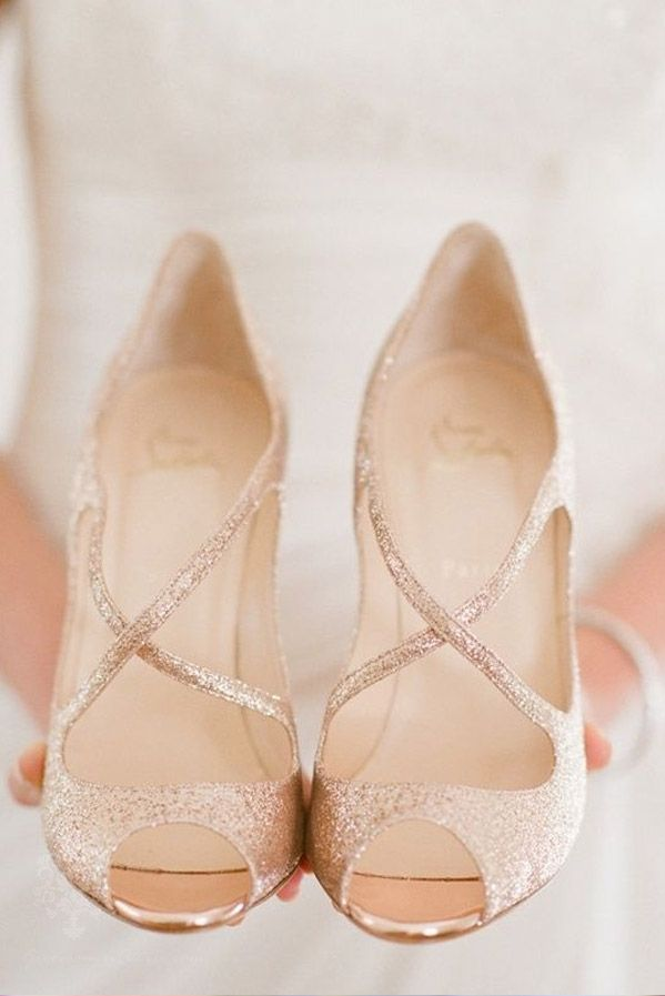 Meet the bridal shoes that will cause fury in 2014!