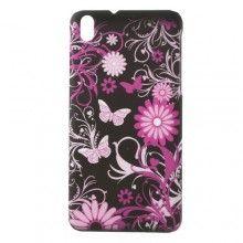 Carcasa HTC Desire 816 Design Naturaleza Flores 7 $ 94.00