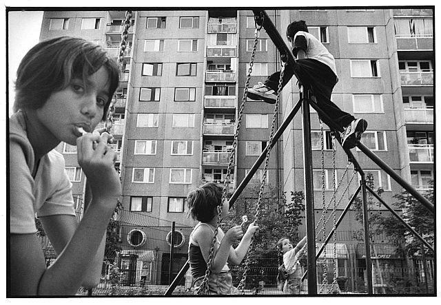 Benkő Imre: Részlet a Budapest Blues sorozatból, 2000