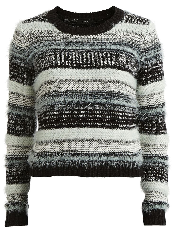 VINEENO - KNITTED TOP, Harbor Gray