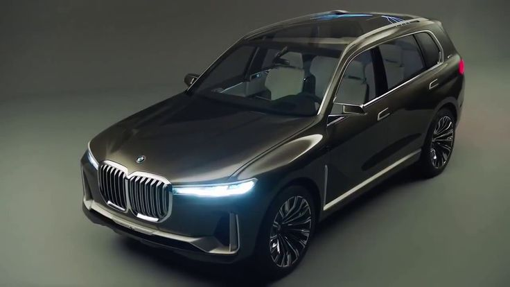 2019 Bmw X7 Suv Super Luxury Vs Mercedes Gls Vs Audi Q8 Competitor