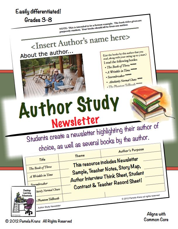 Help writing assignments for middle schoolers