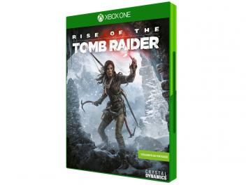 Rise of the Tomb Raider para Xbox One - Crystal Dynamics Xbox One