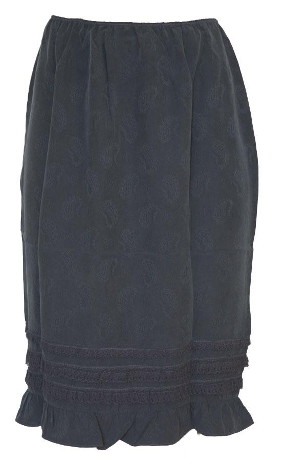 $153 ODD MOLLY Keyhole Jacquard Skirt