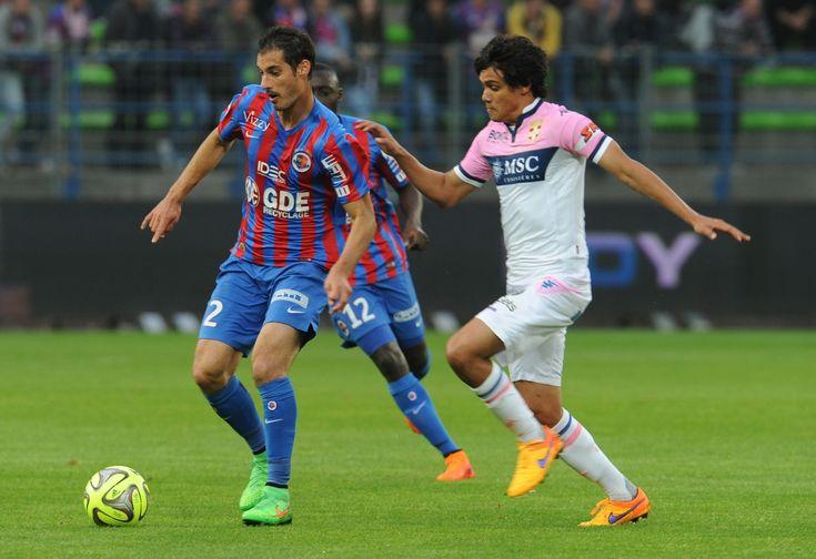 L1. J38 - SM Caen - Evian en photos | Résumé de match - interviews SMC - Photos Stade Malherbe Caen