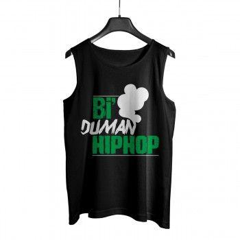 Bi' Duman HipHop Atlet Version - Siyah - Özel Tasarım