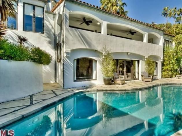 17 best images about famous homes of los angeles on for Los angeles homes for sale with pool