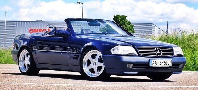 Wahre Schönheit (Mercedes R129): 92er Mercedes 500 SL hat keine Kosmetik nötig