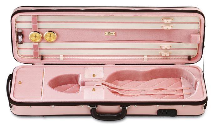 Pink Violin Case