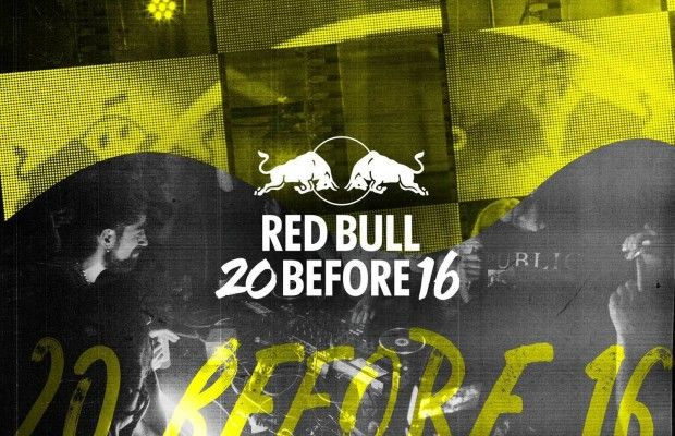 RED BULL 20 BEFORE 16