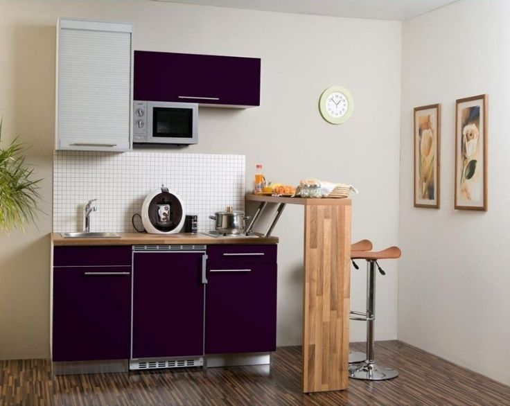 Minimalist Contemporary Very Small Kitchen Design Part 90