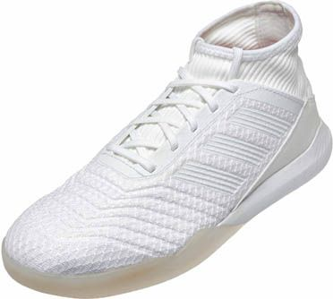 purchase cheap 760fe 69d52 adidas Predator Tango 18.3 TR - White   Real Coral   SoccerMaster.com