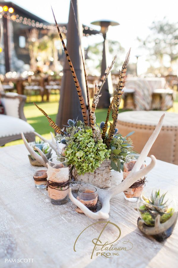 hunting-lodge-centerpiece-pin-this-platinum-pro-events-amazing-decor
