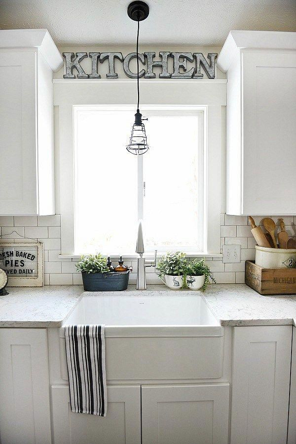 Farmhouse Sink Review - Pros  Cons - #easykitchendecoration easy