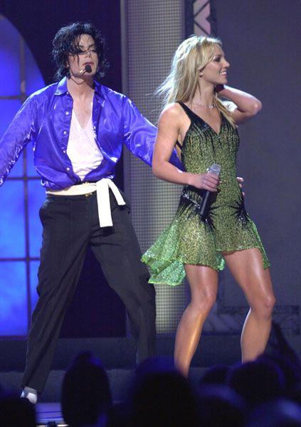 Micheal Jackson and Britney Spears #idoltimeacademy www.idoltimeacademy.com