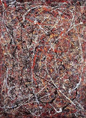 Fine Art News: Jackson Pollock for sale in Toronto