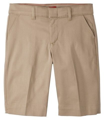 Dickies® Juniors' Classic Stretch Bermuda Short 0-13