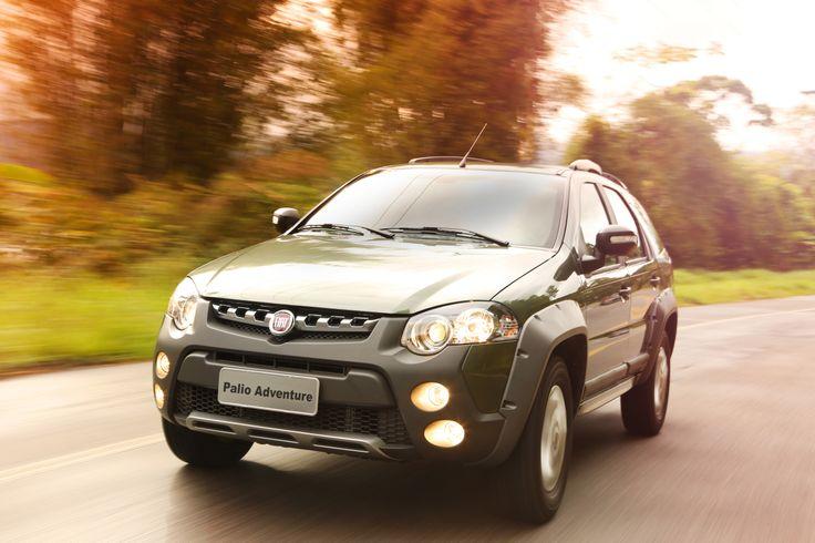 Diseñado para brindarte seguridad y confort, el #Fiat Palio Adventure es tu aliado ideal para aventurarte a conocer nuevos caminos.