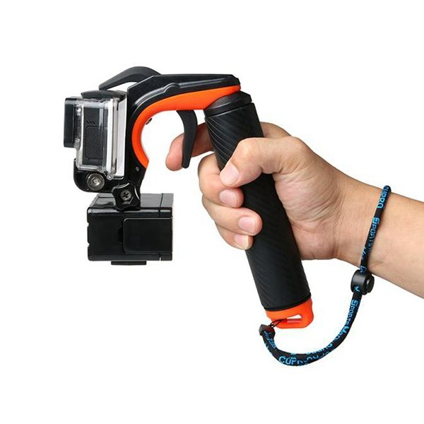 GP362 Shutter Trigger Stabilizer Floating Buoyancy Handle Diving Stick for Gopro HERO Session Gopro 1 2 3 3+ 4 Promotionsale till 31-10 from 17,95 for Euro 9,50