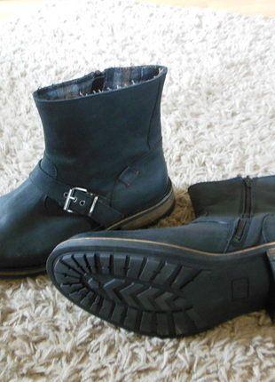 Kaufe meinen Artikel bei #Kleiderkreisel http://www.kleiderkreisel.de/herrenmode/stiefeletten/152415578-neu-rl-boots-herren-schwarz-leder-gr-46