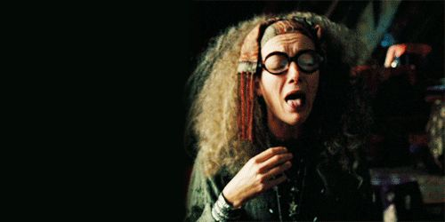I got Professor Trelawney! Which Hogwarts Professor Would Be Your Mentor?