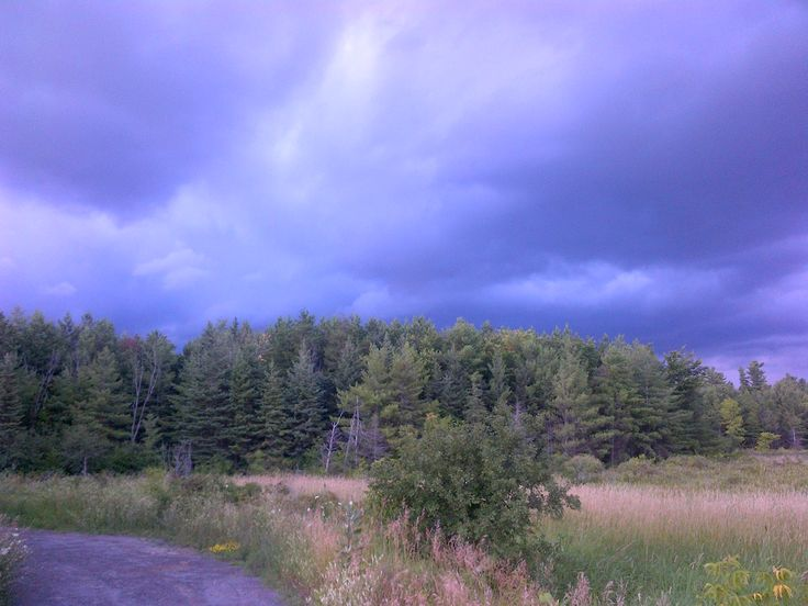 Amazing cloud cover! Could hear the thunder. @cataraquirca