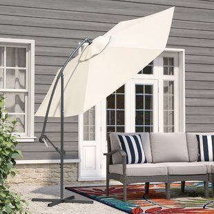 Large Outdoor Umbrellas | Wayfair  $119.99