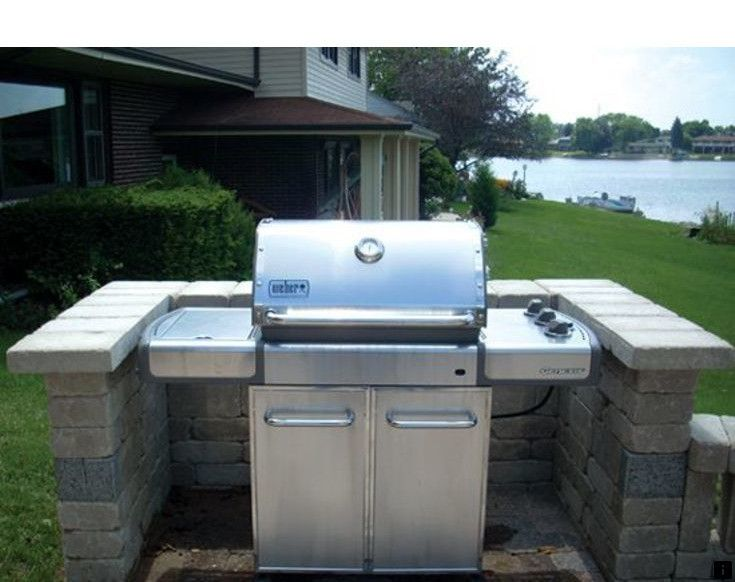 Check This Website Resource Click On The Link For More Outdoor Kitchen Contractors Near Me Click Th In 2020 Bbq Grill Design Outdoor Grill Station Backyard Bbq Grill