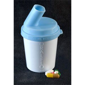Oralflo Pill Swallowing Cup