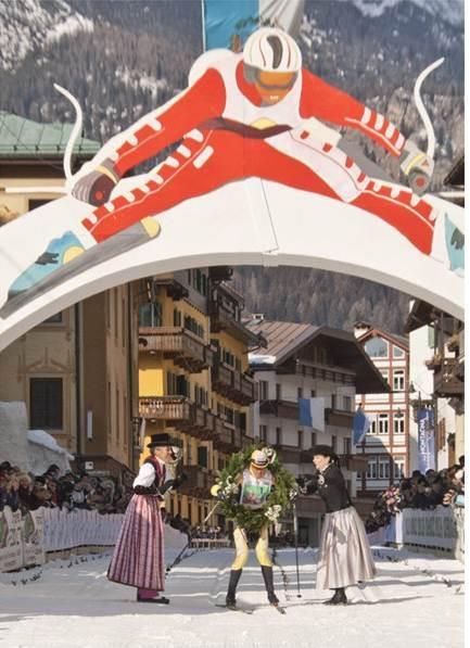 tecnica classica e stile libero, nelle Dolomiti il week-end si trascorre sulle piste per il 6° Gran Fondo Dobbiaco-Cortina Skating di 30 km